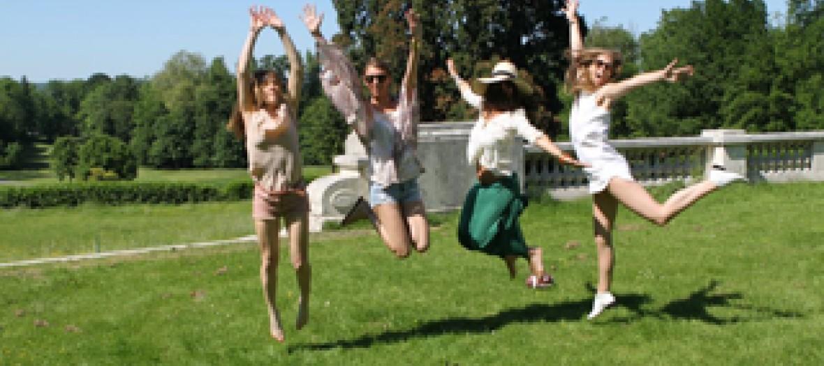 La Garden Party La Plus Branchee De Lete 1