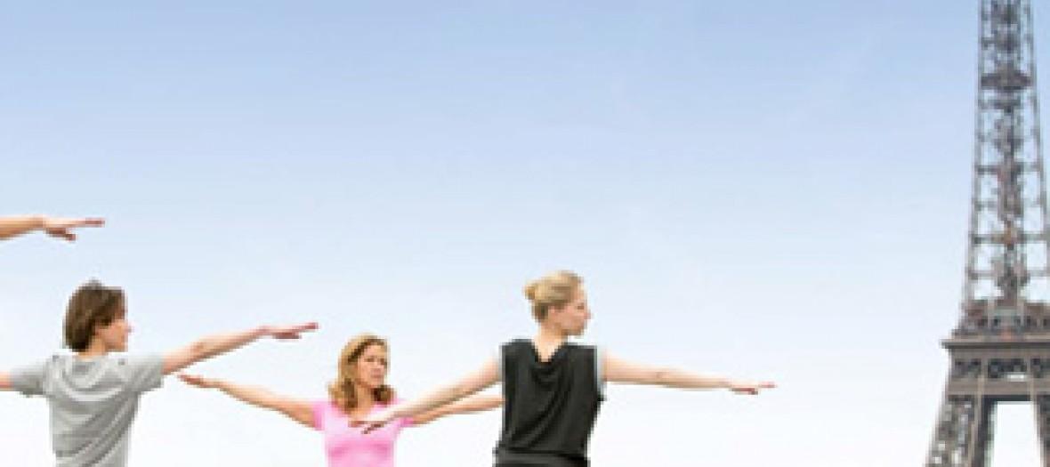Un Break Yoga A Ciel Ouvert