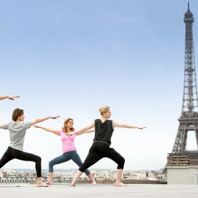 Un Break Yoga A Ciel Ouvert