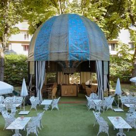 Un Jardin A Champagne Extraordinaire