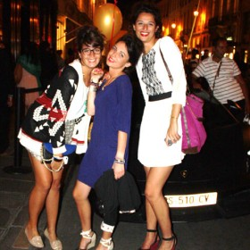 Vogue Fashion Night Out Les
