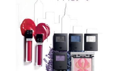 Une make-up party signée Sisley !