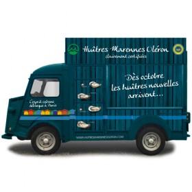 Le Food Truck A Huitres Degustations Gratuites