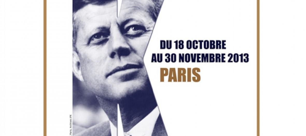 Affiche The K Exposition Jfk 1963 2013