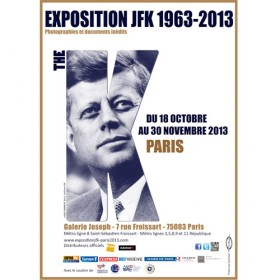 Affiche The K Exposition Jfk 1963 2013