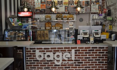 Bagel Corner, le fast food hype