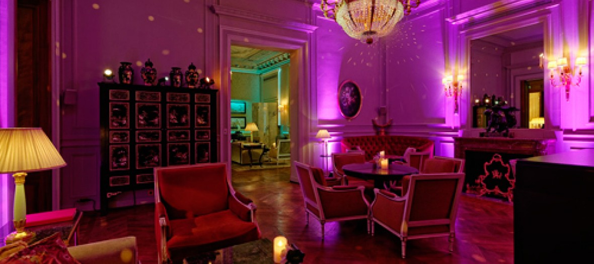 Une Fiesta Tres Princesse Glamour Shangri Lounge Shangri La Hote