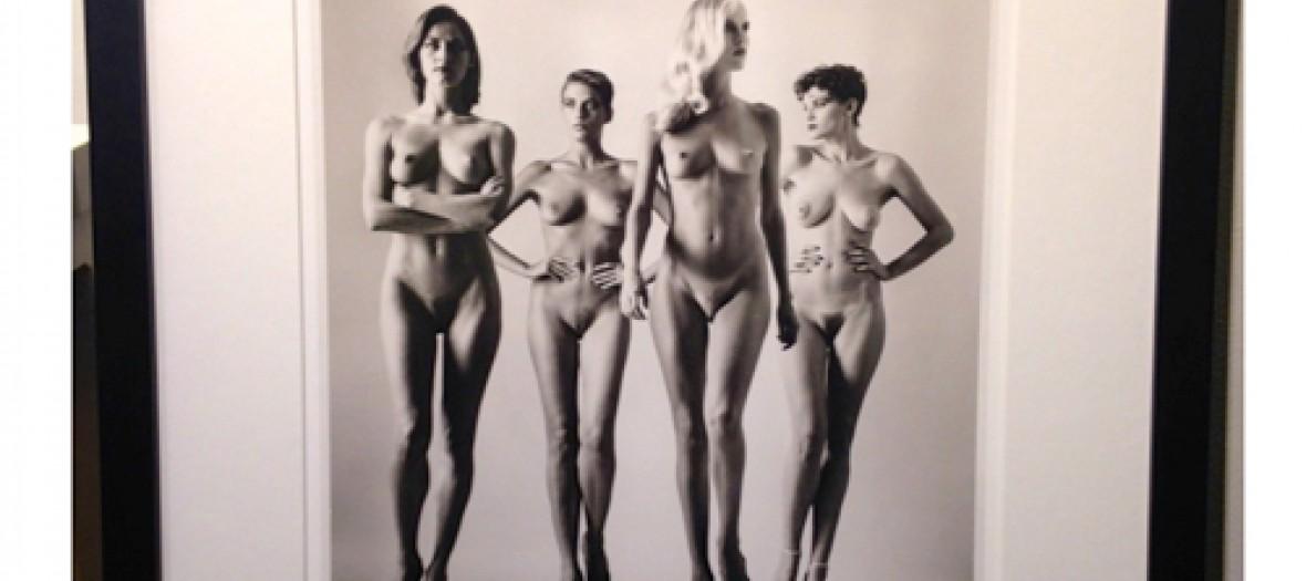 Helmut Newton La Nouvelle Expo Des Photos Cultes