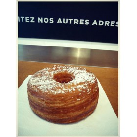 Le Cronut Deboule A Paris