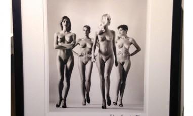 Helmut Newton : la nouvelle expo des photos cultes