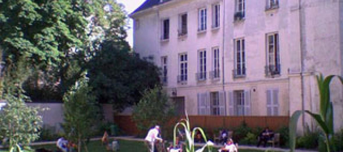 Jardin Rue Des Rosiers