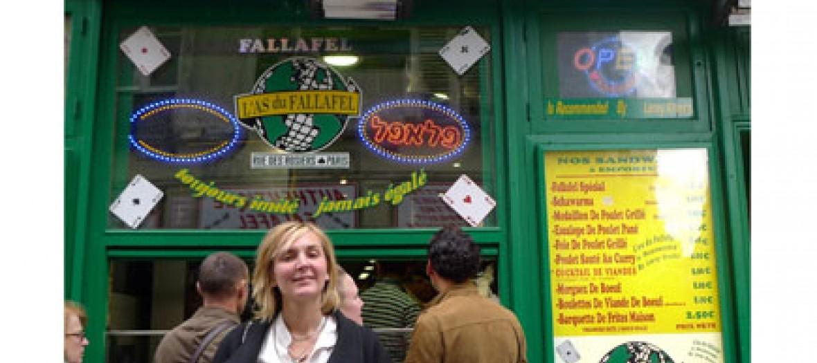 Las Du Falafel