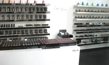 SLA, le paradis des beauty addicts