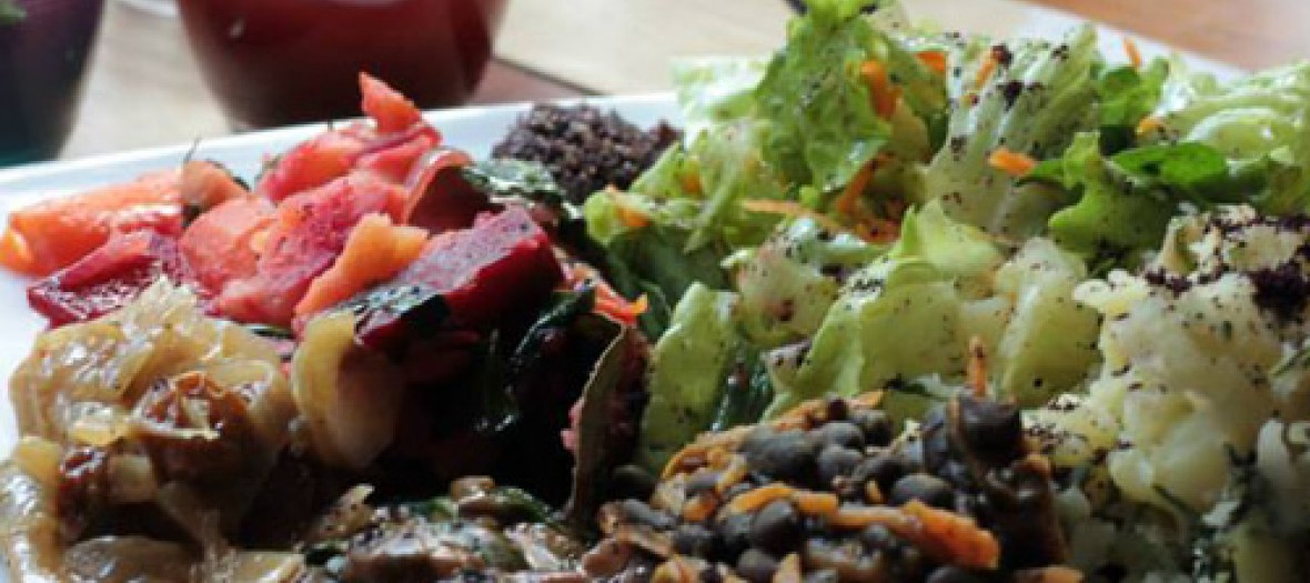 Sol Semilla, plat vegetarien