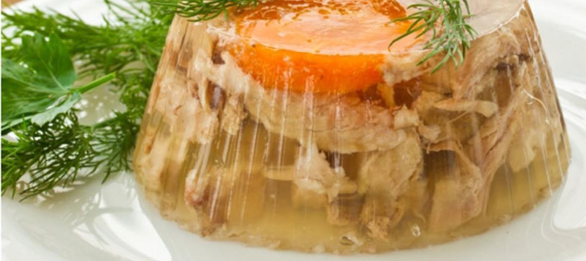 Poulet En Gelee A L Estragon