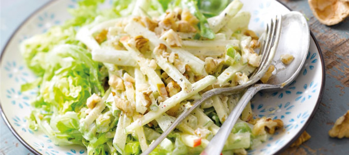 Recette Salade Waldorf680