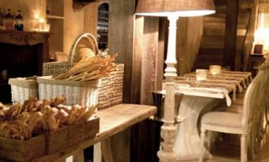 Casa Dond Up, la cantine glamour des Milanaises