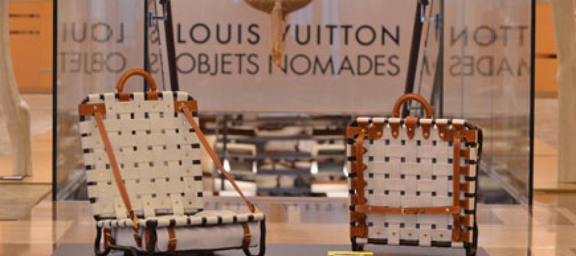 Louis Vuitton Objets Nomades Milano Montenapoleone 2