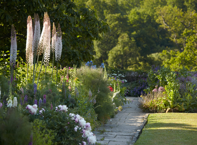 Lovely break dans un jardin anglais for Concevoir un jardin anglais