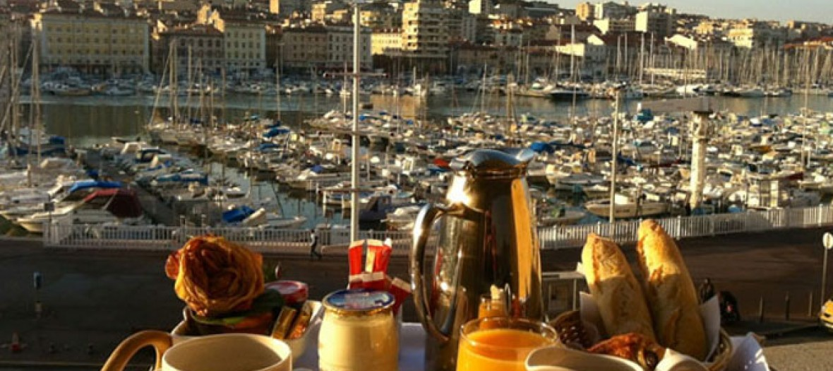 Photo Vieux Port Marseille680