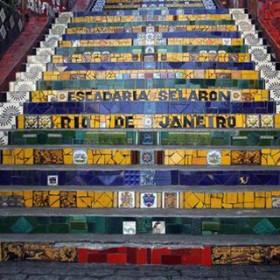1 Escadaria Selaron Rio De Janeiro