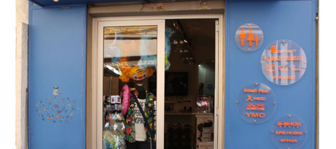 Cirkus Bazar Colette Made In Ajaccio