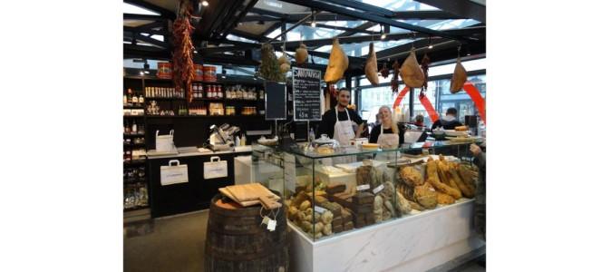 Un Grand Marche De Street Food Danoise Torvehallerne 1