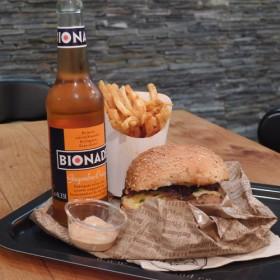 Big fernand, burger menu