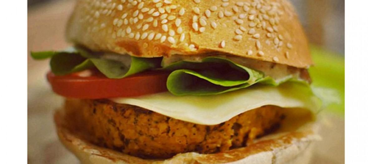 Bio Burger La Cantine Du Burger Healthy