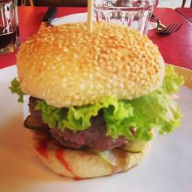 En Mode Burger Chez Bab 1