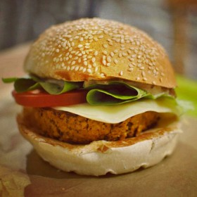Bio Burger La Cantine Du Burger Healthy 1