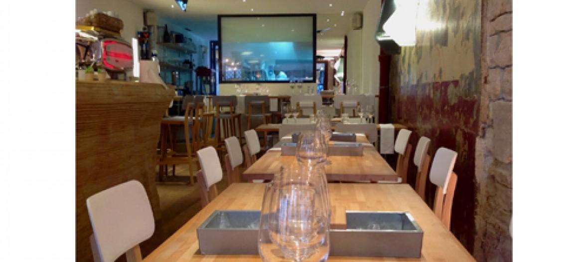 La Nouvelle Table Cool Qui Buzze A Montorgueil La Faille