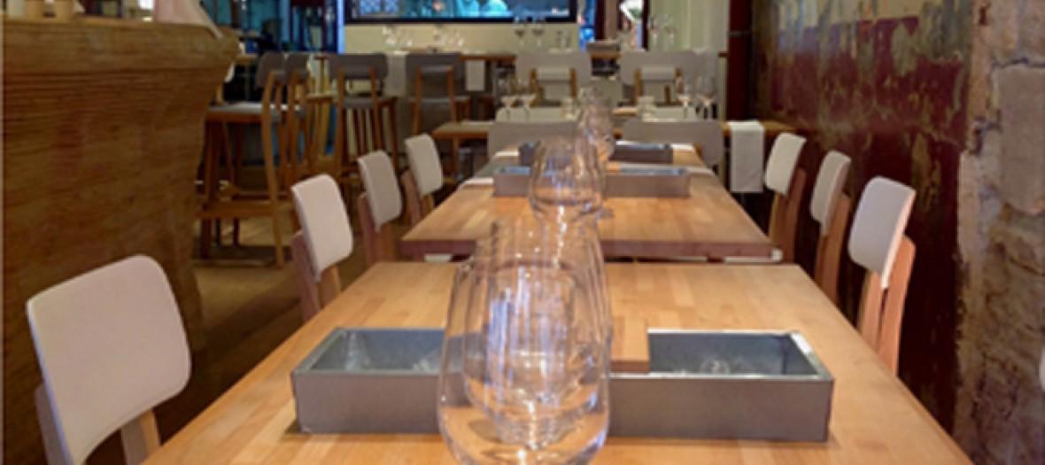 La Nouvelle Table Cool Qui Buzze A Montorgueil La Faille 1
