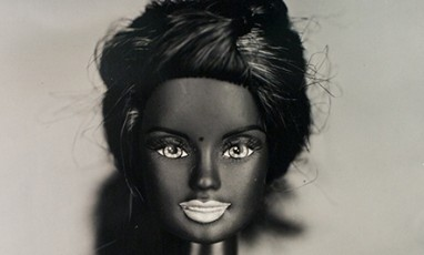 Barbie seen from a different angle