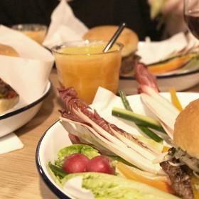 Restaurant de burgers à Odéon