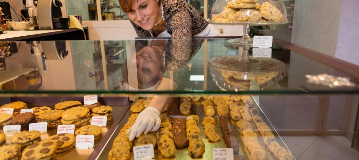 15une Fantastique Fabrique A Cookies Sales Et Sucres Les Cookies