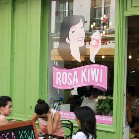 Glace 0 Et Diy Chez Rosa Kiwi