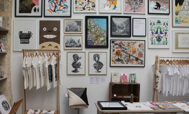 5un Concept Store Arty Sergeant Paper