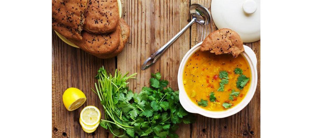 Soupe de carotte thai, la recette detox