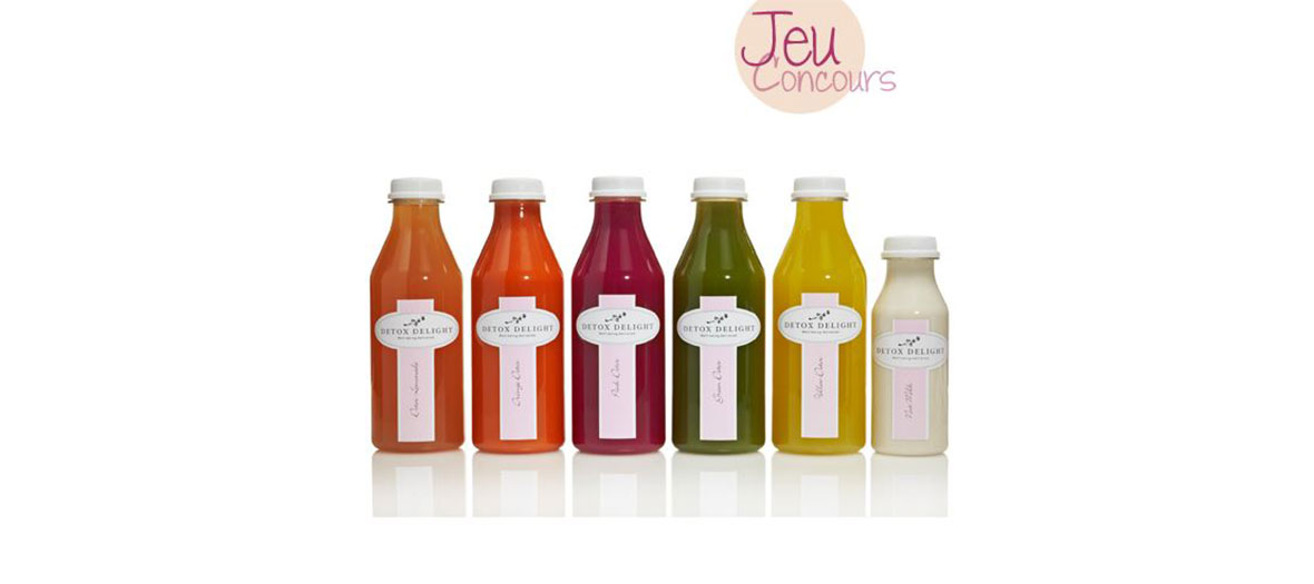 Detox Delight jeu concours Do it in Paris