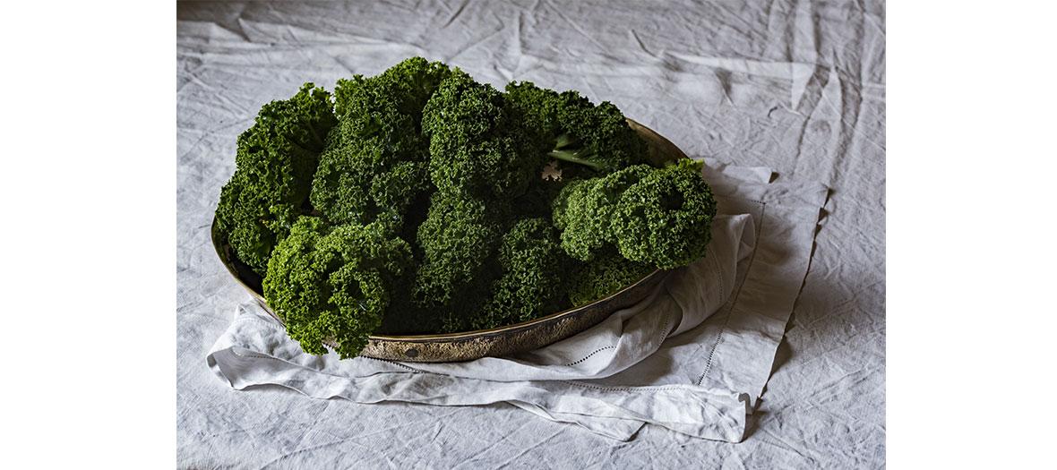 Le légume détox, le kale