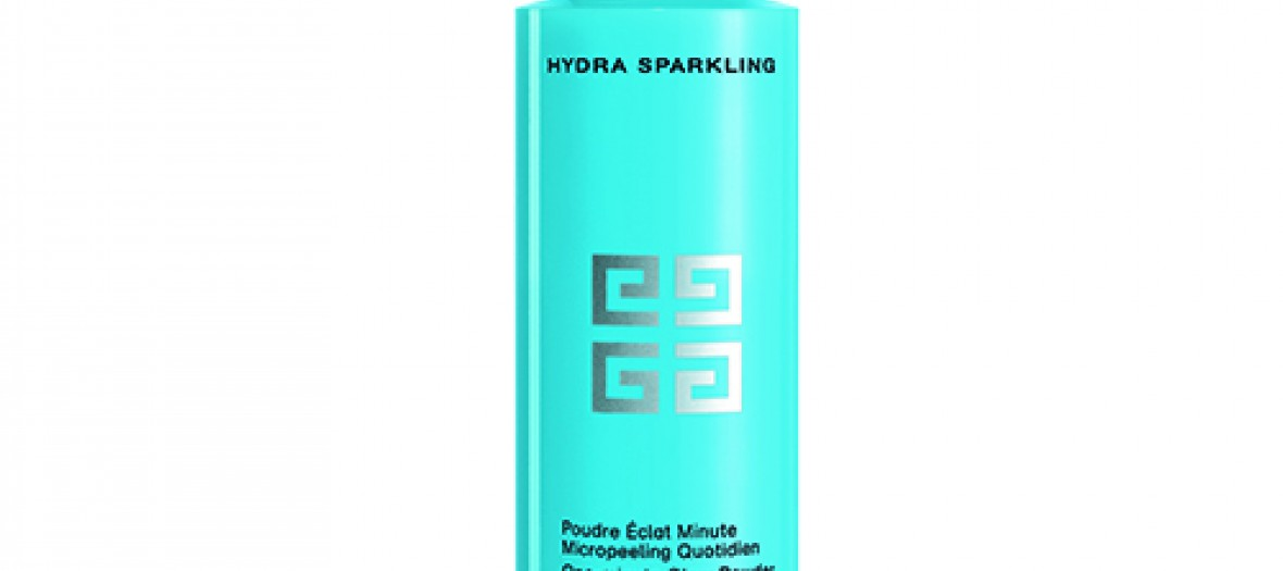 Givenchy Hydra Sparkling Poudre Nettoyante 2014 Hd