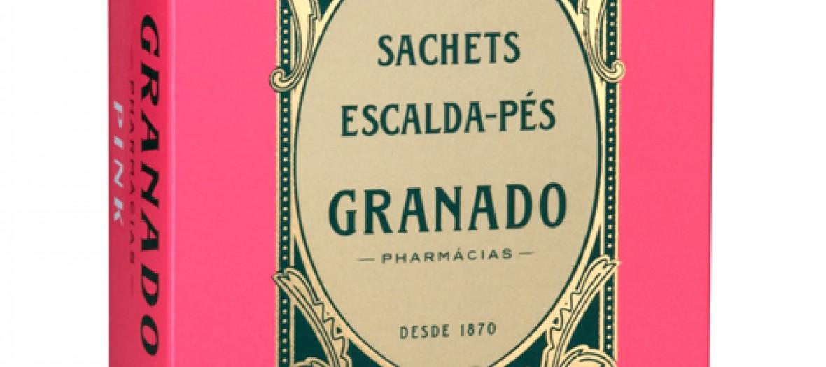 Sachet De Sel De Bain Pink Par Granado