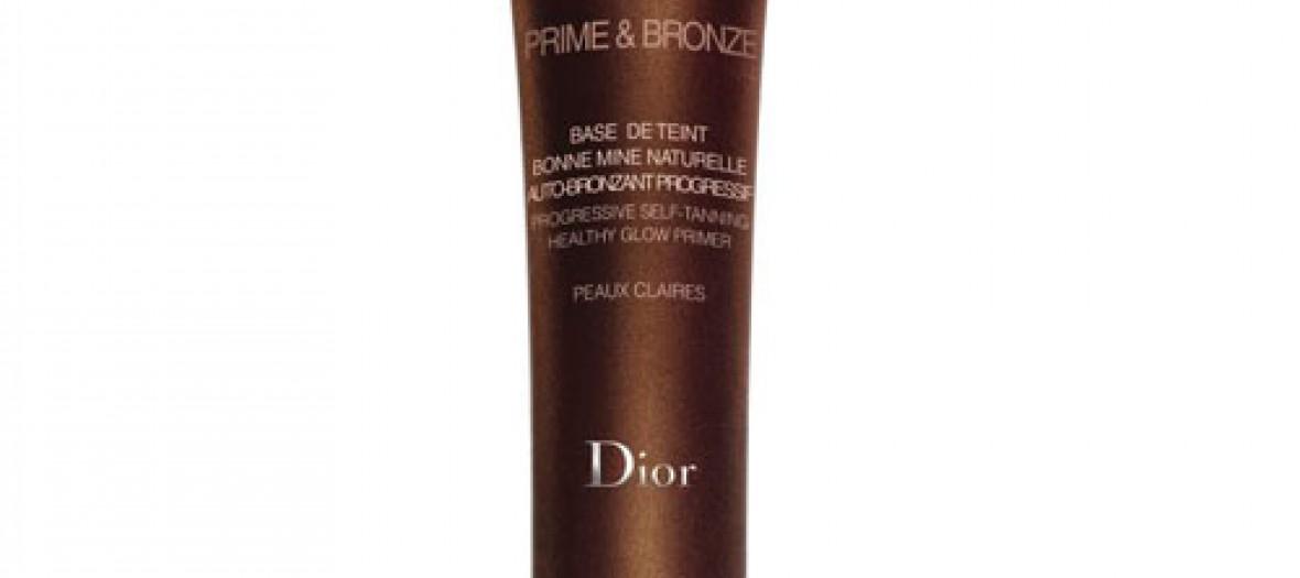 Diorskin Nude Tan Prime And Bronze 001 Peaux Claire