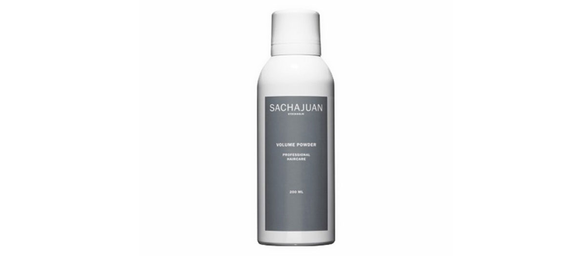 Spray poudre volume powder SachaJuan