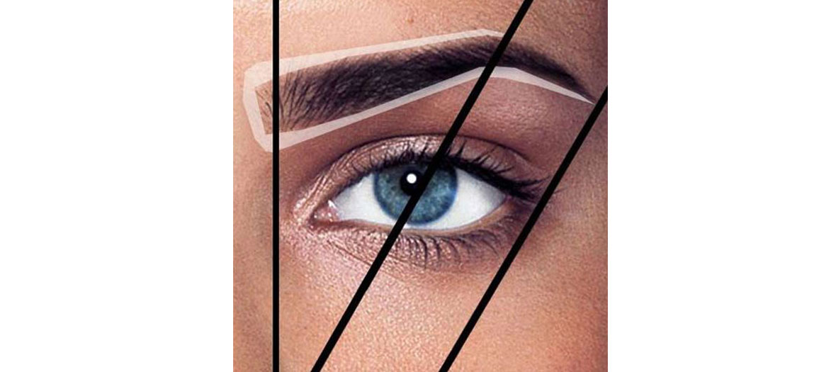 How to properly pluck eyebrows
