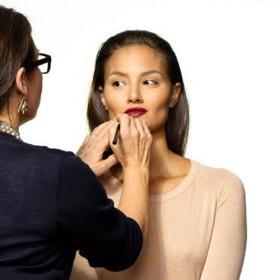 Helene Une Seance Make Up Chez Bobbi Brown