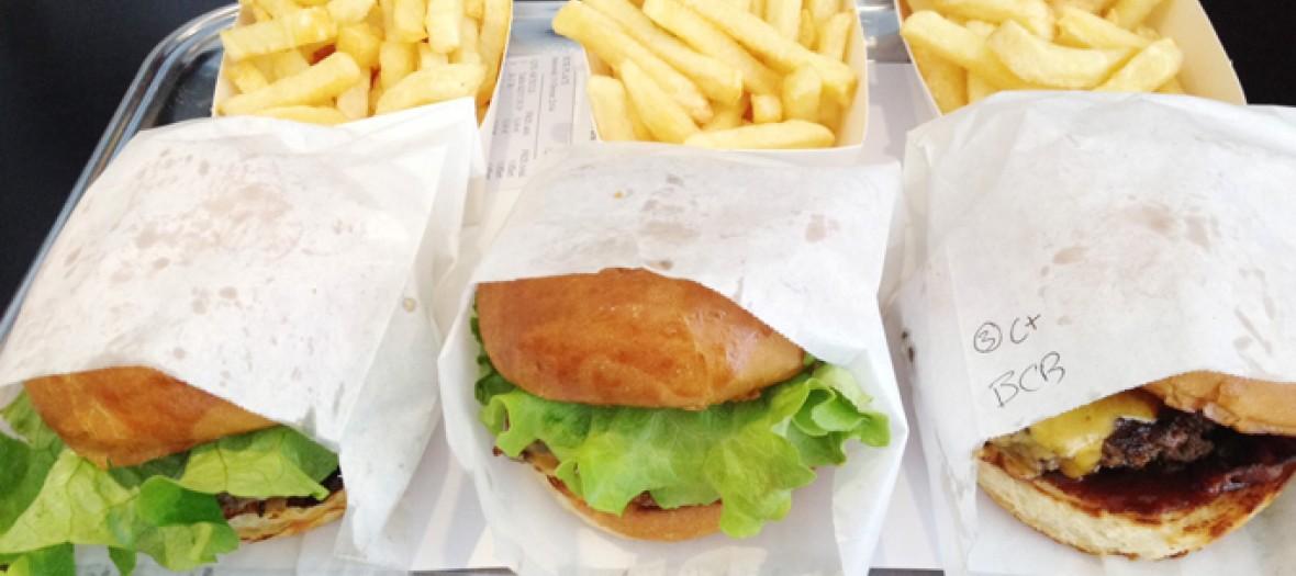B M Burger Restaurant 1