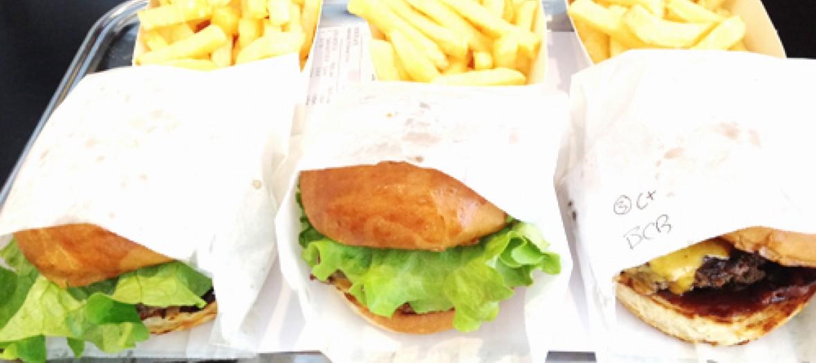 B M Burger Restaurant 3