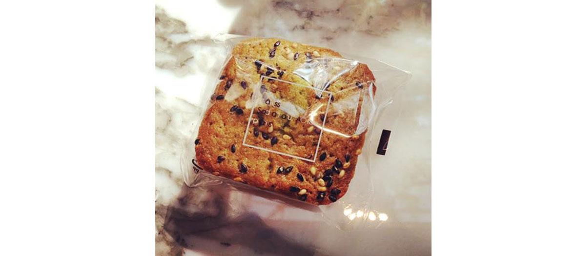 Les cakes légers d'Aoki